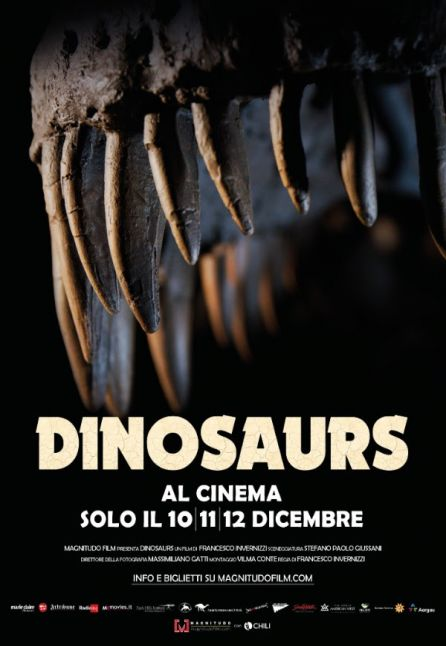 DINOSAURS - FOR SALE - MAGNITUDO CON CHILI
